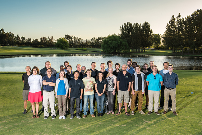 Functional Metamaterials and Metadevices Group, Annual CUDOS Workshop in the Hunter Valley, Feb 2015